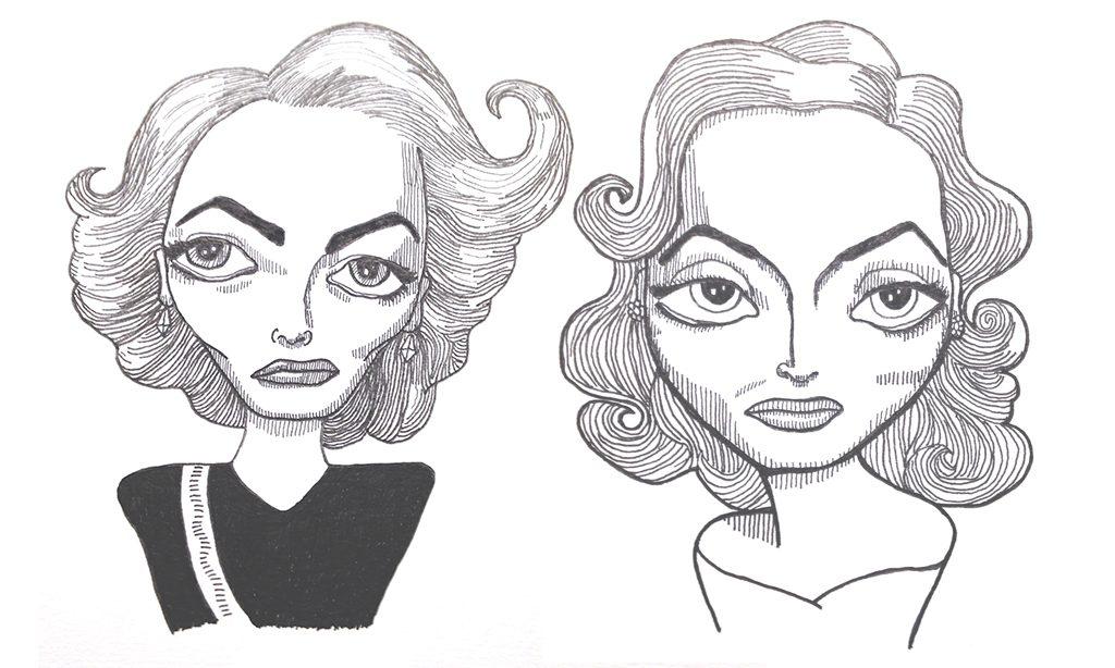 Joan & Bette