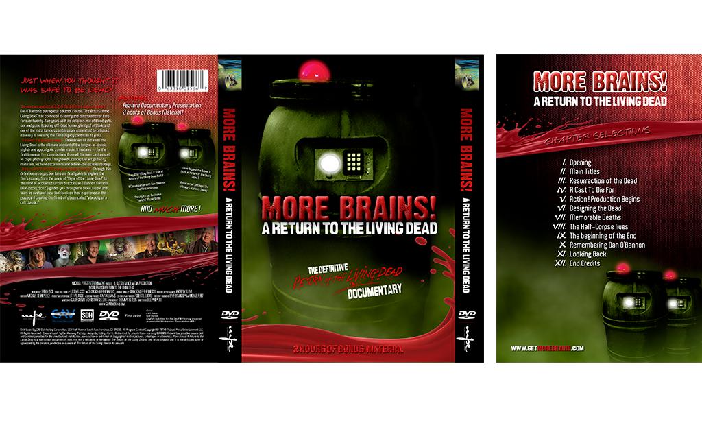 Portfolio - More Brains