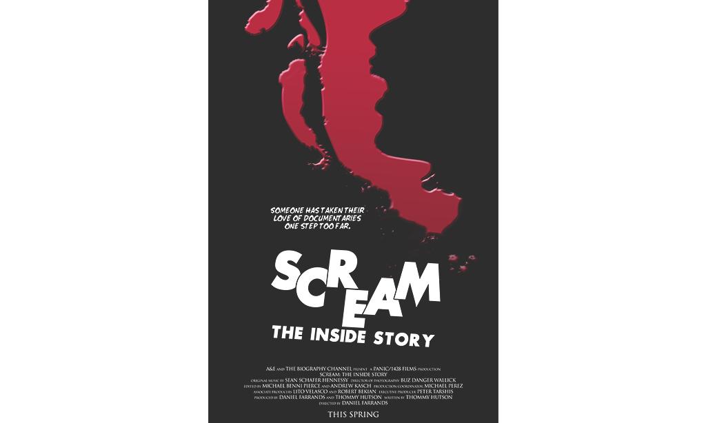 Portfolio - Scream