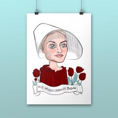 Pôster The Handmaid's Tale